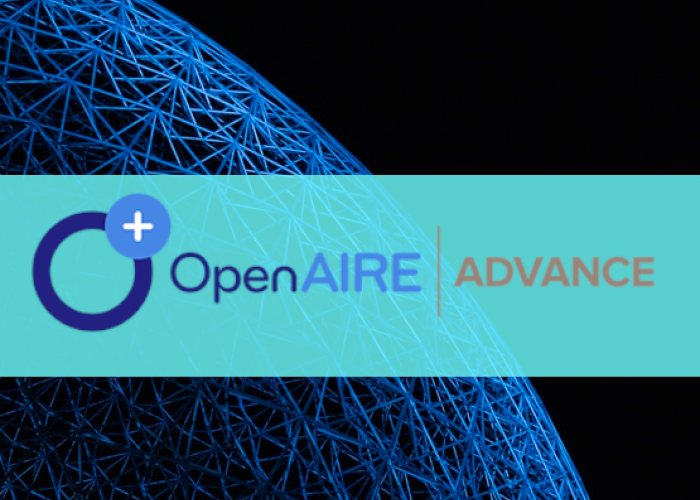 OpenAire Advance graphic